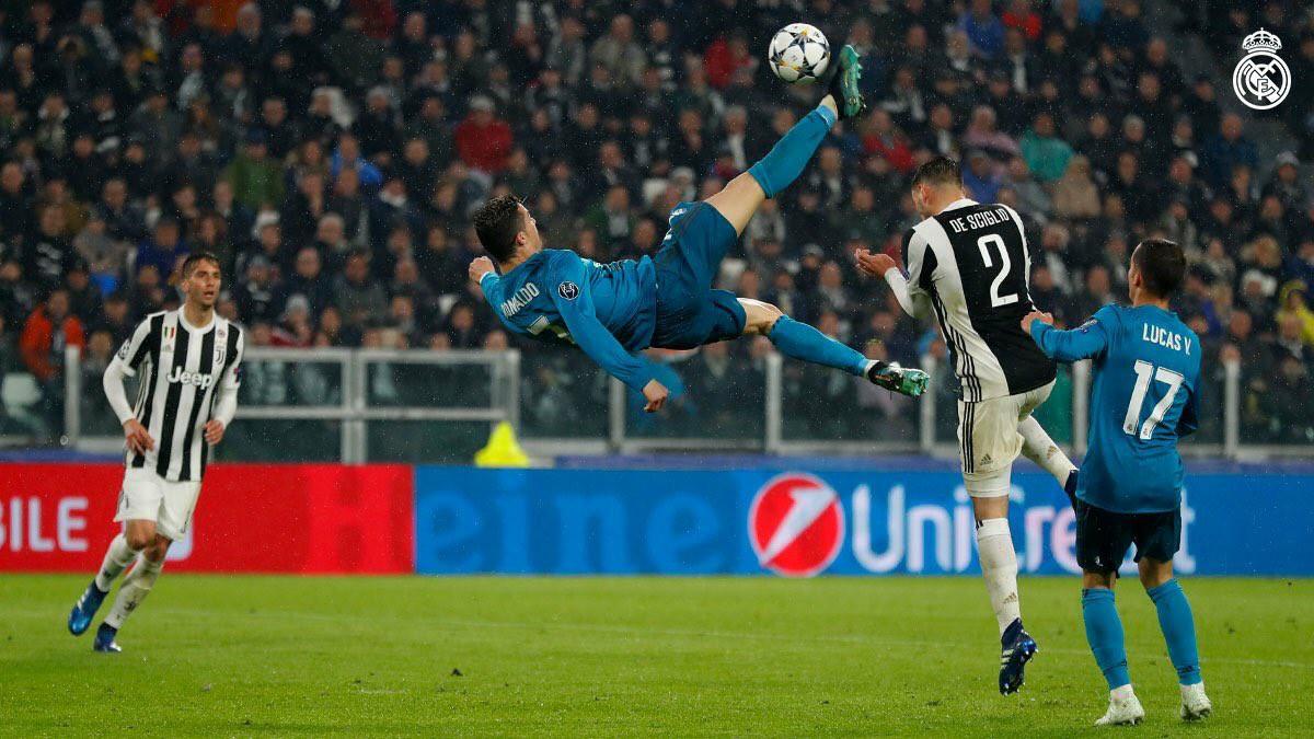 UEFA Champions League: Ronaldo Breaks Record With Goal Against Juventus