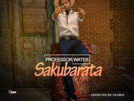 Professor Water - Sakubarata