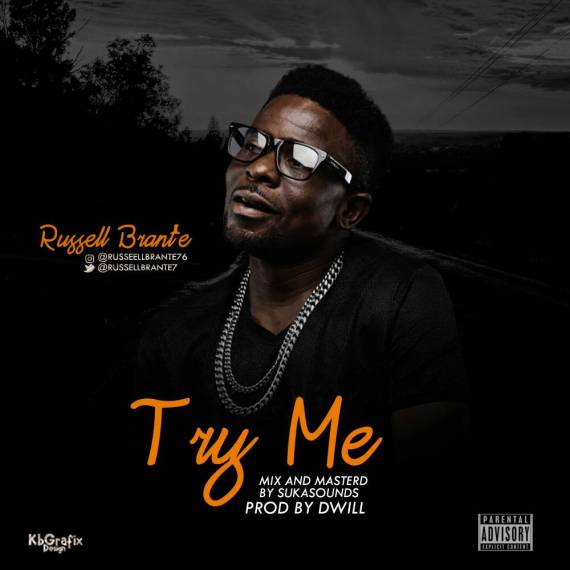 Russell Brant'e - Try Me