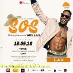 LAX To Headline Slice Of Summer 2018 In Ilorin, May 12