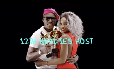 Seyi Shay & Bovi unveiled as Hosts for the 12th Headies Awards!