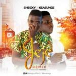 Shegxy X Keasungs – Jeje Remix