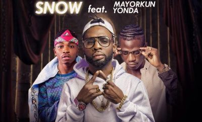 Snow ft. Mayorkun & Yonda - Iwotago (Remix)