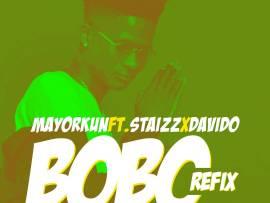 Mayorkun X Staizz X Davido - Bobo (Refix)