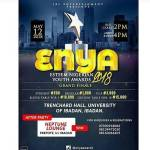 Enya Awards ( Esteem Nigerian Youth Awards) 2018 Slated For  Saturday May 12, 2018 University Of Ibadan
