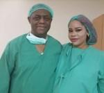 Femi Fani-Kayode's Wife Welcome Triplets On Her Birthday