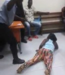 Pastor Gives Lady 48 Strokes of Cane in Order To Get A Husband in Enugu