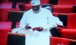 Senate in Rowdy Session As Dino Melaye's Decamp To PDP