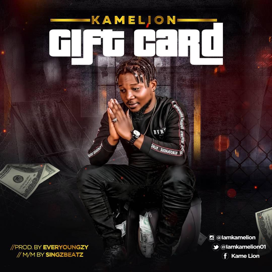 Kamelion-Gift-Card-Ogo-Aiye-Mi Audio Music Recent Posts