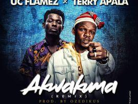 Uc Flamez Ft. Terry Apala - Akwakuma (Remix)