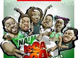 Coca-Cola Ft. Naira Marley, Slimcase, Falz, Simi, Lil Kesh, Olamide - Issa Goal Remix