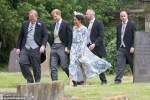 Photos: Meghan Markle And Prince Harry Steal The Show As They Attend The Wedding of Princess Diana's Niece