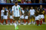 Argentina Knocked Out of World Cup