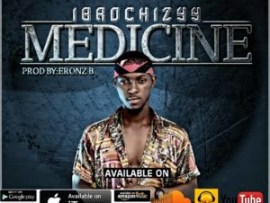 Ibrochizyy - Medicine (Prod. Eronz Beat)