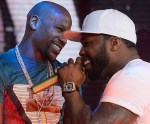 I've Be Wanting To Kill That Fool But He's My Little Brother - 50Cent Comes For Floyd Mayweather Again