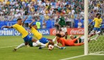 World Cup: Neymar Stars As Brazil Beat Mexico To Reach Last Eight