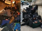 Zimbabwe National Rugby Team Forced To Sleep On The Street in Tunisia Ahead of World Cup Qualifier [Photos]