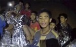 Thai Cave Rescue: All 12 Boys And Their Football Coach Free From Tham Luang