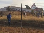Plane Crash in South Africa Leaves 20 People Injured [Photos]