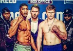 Anthony Joshua To Defend His World Heavyweights Titles Against Alexander Povetkin in September