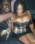 "Cossy Ojiakor Lets Baba Fryo Touch Her Breasts ""But Not For Free"""