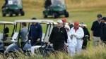 Donald Trump's Secret Service Agent Dies of Stroke During Trip To Scotland