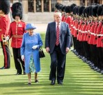 President Trump Caught Lying About The Queen's Honour Guard