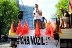 German Fans Protest in Support of Arsenal Midfielder Mesut Ozil [Photos]