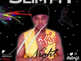 Slim fit - Magic night