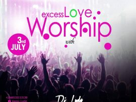 MIXTAPE: Dj Luda - Excess Love Worship