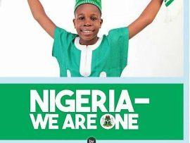 Tony Iji - Nigeria We are One