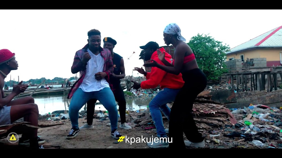 VIDEO: Westsyde Lifestyle - Kpakujemu (Dance)