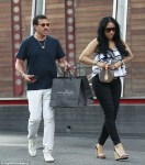 Photos: Lionel Richie, 69 Makes Rare Outing With His Much Younger Girlfriend Lisa Parigi As They Go Shopping in West Hollywood