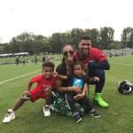 Ciara Rocks Super Eagles' Nike Tracksuit in Cute New Photos