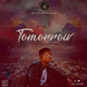 Billy - Tomorrow (Prod. Jerrywine)
