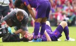 James Milner Has 15 Stitches in 'Crazy Cut' During Liverpool's 5-0 Win Over Napoli