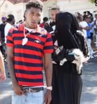 NBA Youngboy Coverts To Islam And Makes His Girlfriend Wear A Burka [Video]