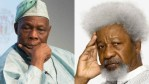 Wole Soyinka Accuses Obasanjo of Awarding Oil Blocks in Return For Sexual Gratification