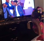 Video: Rapper 21 Savage's Daughter Priceless Reaction As She Watched Her Dad Win A VMA Award