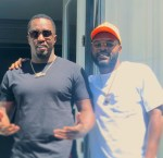 Falz Meets Up With Diddy Shares Video of The Rapper Renaming Himself 'Oluwadiddy'