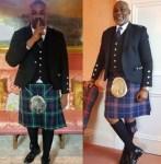 Don Jazzy VS RMD: Who Rocked The Scottish Kilt Better?