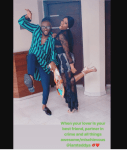 Photo: BBNaija's Bambam Confirms Relationship With Teddy A