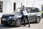 Anthony Joshua's £150k Range Rover Stolen in London Days Before Heavyweight Title Fight