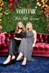 Photos: Caitlyn Jenner, 68, Rocks Elegant Black Gown As She Poses With Her Rumored Girlfriend Sophia Hutchins, 22, At Vanity Fair Bash