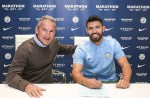 Sergio Aguero Signs Manchester City New Contract