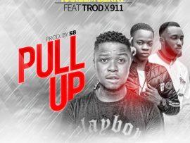 Kareem Berry - Pull Up feat. Trod & 911
