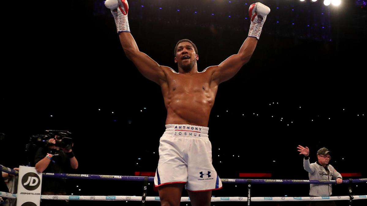 Anthony Joshua Knocks Out Alexander Povetkin To Retain World Heavyweight Titles