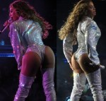 Photos: Beyonce Flaunts Her Curvy Backside During Her Performance With Jay-Z in Canada