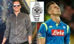 Napoli Striker Arkadiusz Milik Robbed At Gunpoint And Had £18,000 Rolex Stolen On Way Home After Liverpool Game