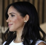 Meghan Markle's Touching Tribute To Diana: Pregnant Duchess Honours The Late Princess By Donning Her Bracelet And Butterfly Earrings [Photos]